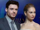 Ричард Мэдден (Richard Madden), Лили Джеймс (Lily James)