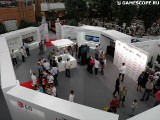 Игровой фестиваль LG в Москве