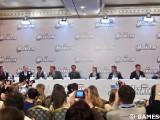 Пресс-конференция фильма «Мстители»