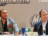 Андрей Разыграев и Кевин Фейги