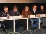 Пресс-конференция фильма «Метро»