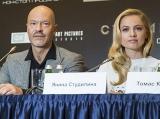 Пресс-конференция фильма «Сталинград»