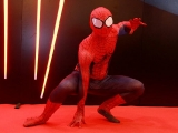 Премьера фильма «Новый Человек-паук: Высокое напряжение»