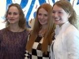 Анна Бегунова, Лена Катина, Елена Великанова