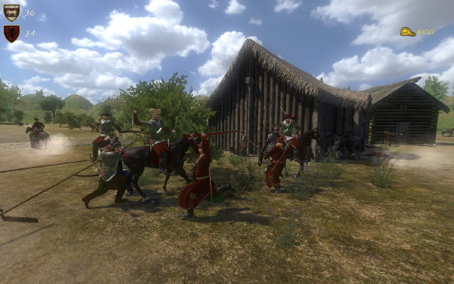 Скачать Игру Mount And Blade Великие Битвы Через Торрент - фото 10