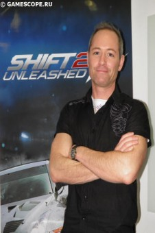 Jesse Abney (Electronic Arts)