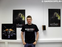 Marek Ziemak (CD Projekt RED)