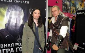 Владимир Торцов (Snowball Studios) и Сергей Остапенко