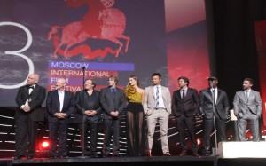 Команда 'Трансформеров 3' на Церемонии Открытия 33-го ММКФ
