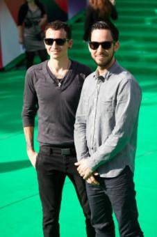 Музыканты Linkin Park (33 ММКФ)