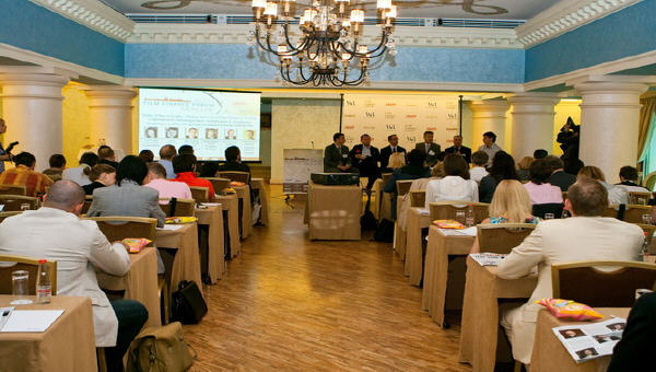 Film Finance Forum Moscow 2011