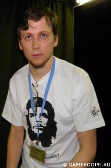 Кирилл Юдинцев (Gaijin Entertainment)