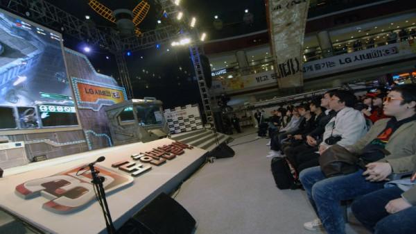 Игровой фестиваль LG в Сеуле (Корея)