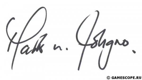 Mark Foligno's Autograph (MoliFilms)