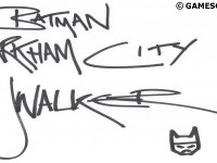 Jamie Walker's Autograph (Rocksteady)