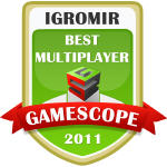 Best Multiplayer (IgroMir 2011)