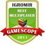 Best Multiplayer (IgroMir 2011)