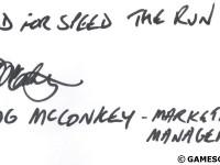 Doug McConkey's Autograph (Electronic Arts)