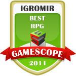 Best RPG (IgroMir 2011)