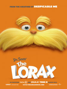 Dr. Seuss' The Lorax (2012)