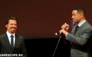 Люди в черном 3 (Премьера в Москве)