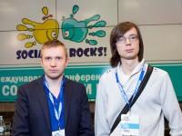 Дмитрий Терехин и Евгений Дябин (Nekki)