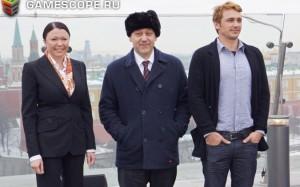 Оз: Великий и Ужасный (Пресс-конференция в Москве)