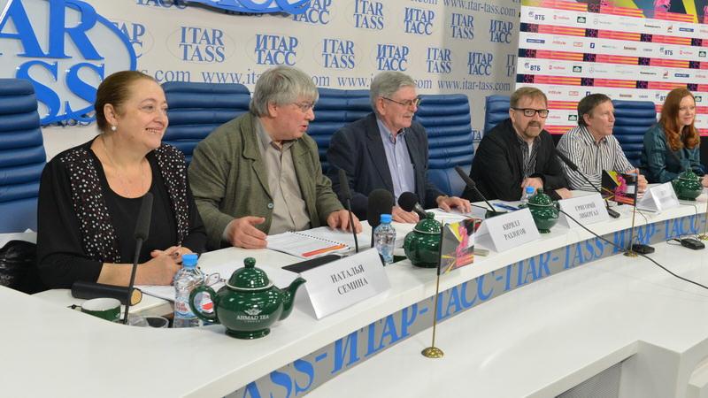 35 ММКФ: Пресс-конференция фестиваля
