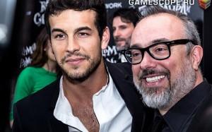 Марио Касас (Mario Casas), Алекс де ла Иглесиа (Alex De La Iglesia)
