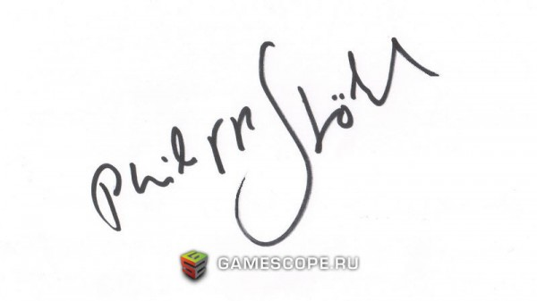 Philipp Stolzl's Autograph (The Physician)