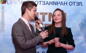 Терри Суини (Terry Sweeney), Александра Тюфтей