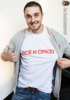 Антон Шурцов (Все и сразу)