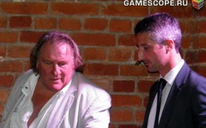 Жерар Депардье (Gerard Depardieu), Арно Фрилли (Arnaud Frilley)