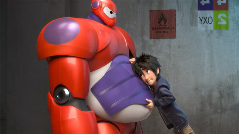 Big Hero 6 (Comic Con Russia)