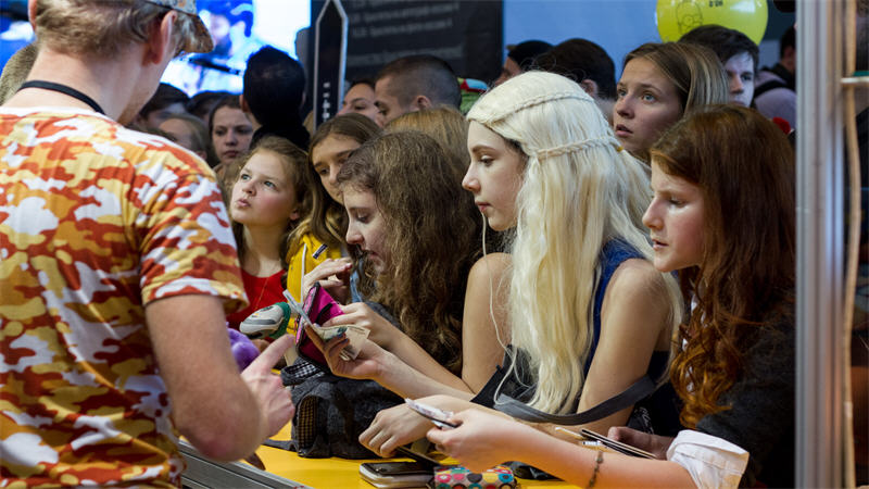 ИгроМир 2014 & Comic Con Russia (Выставки)