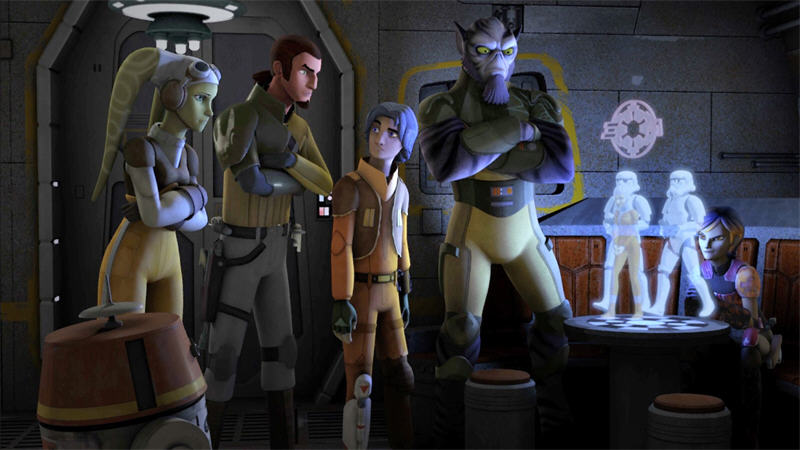 Star Wars: Rebels (Comic Con Russia)