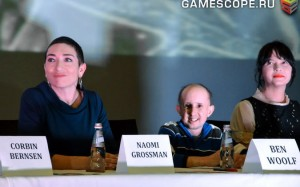 Наоми Гроссман (Naomi Grossman), Бен Вульф (Ben Wolf), Никки Эйкокс (Nicki Aycox)