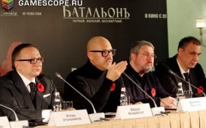 Игорь Угольников, Федор Бондарчук, Дмитрий Месхиев, Дмитрий Рудовский (Батальонъ)