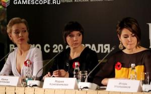 Валерия Шкирандо, Ирина Рахманова, Мария Кожевникова (Батальонъ)
