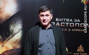 Сергей Пускепалис (Битва за Севастополь)