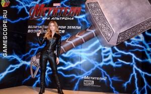 Мстители: Эра Альтрона (Премьера в Москве)