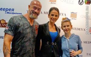 Сергей Бадюк, Татьяна Медведева, Анна Цуканова-Котт (Синдром Дориана Грея)