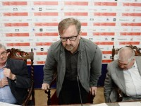 37 MIFF Moscow Press Conference (2015)