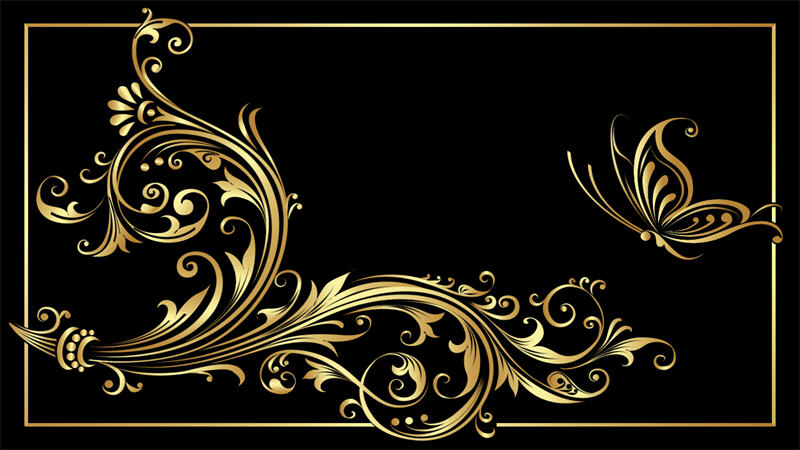 Black & Gold (Гала-ужин)