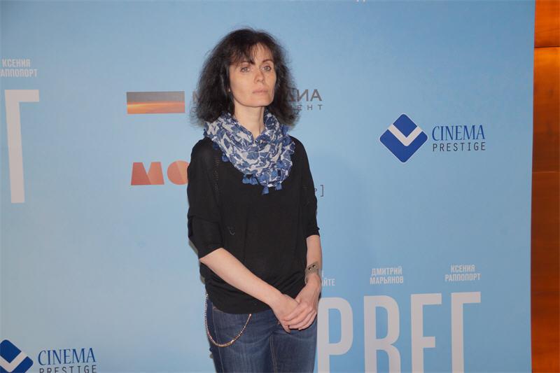 Алена Званцова (Норвег)