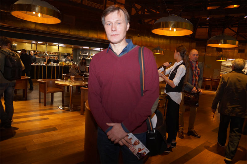 Игорь Гордин (Норвег)