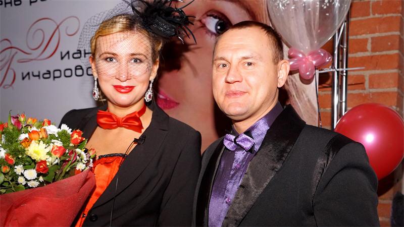 День рождения Дианы Бичаровой