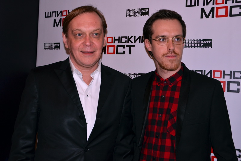 Михаил Горевой, Дмитрий Горевой (Шпионский мост)