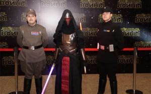 Звездные войны: Пробуждение силы (Премьера в Москве)