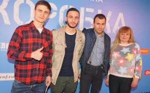 Кирилл Дегтярь, Вадим Медведев (Коробка)